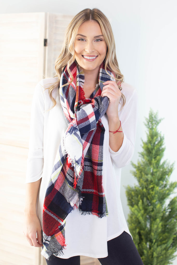 Cherry Creek Blanket Scarf