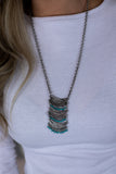 Aztec Shield Necklace