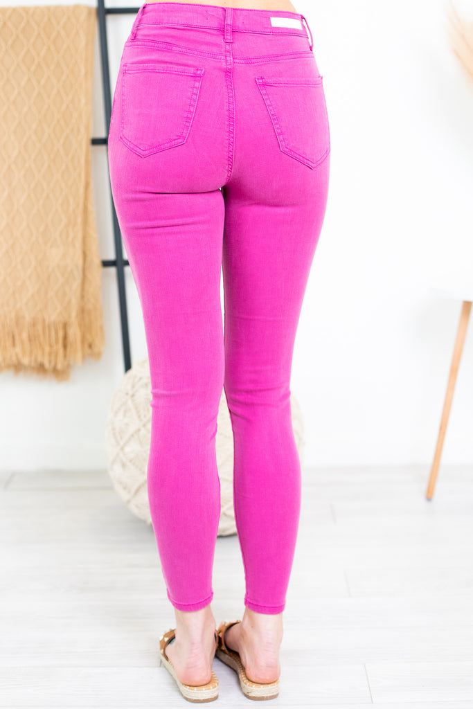 Spring Colors Cello Skinny Jeans