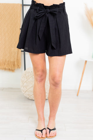 Staccato Drawstring Shorts