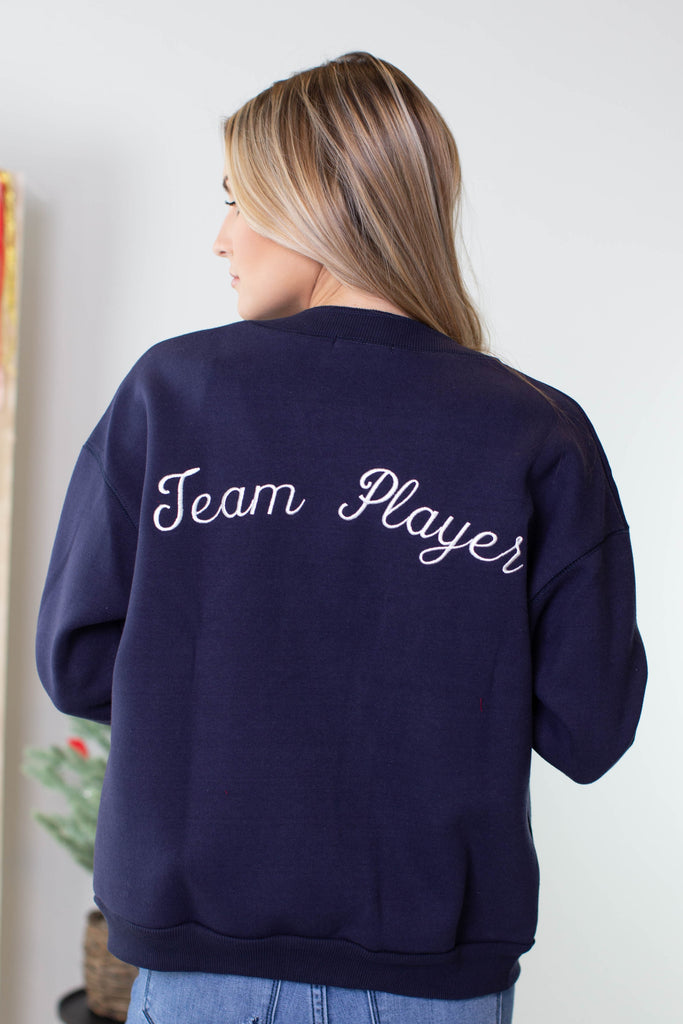 Team Player Bomber Jacket