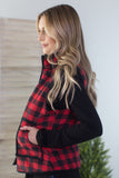 Buffalo Plaid Vest