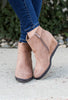 McEntire Suede Wedge