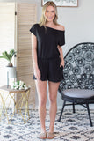 Parker Off The Shoulder Romper