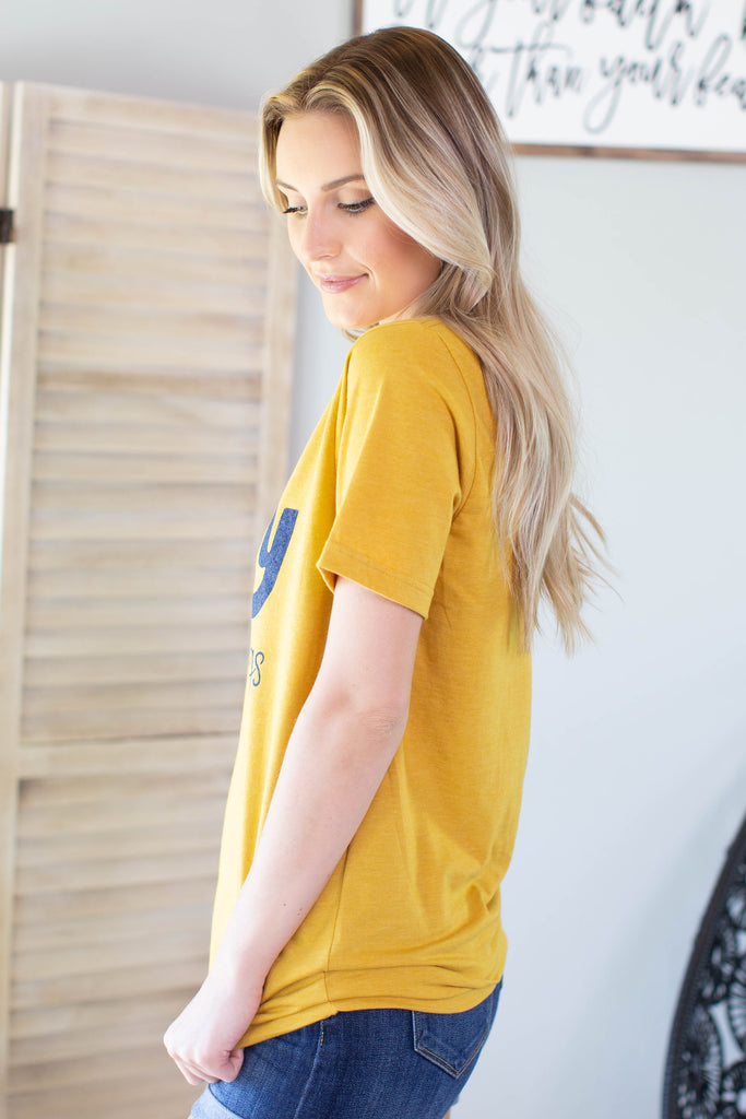 The Little Things Graphic Tee - 2 Colors