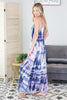Porch Swing Tie Dye Maxi Dress