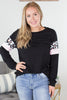 Cat Women Long Sleeve Top