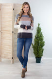 Cotton Tail Colorblock Sweater