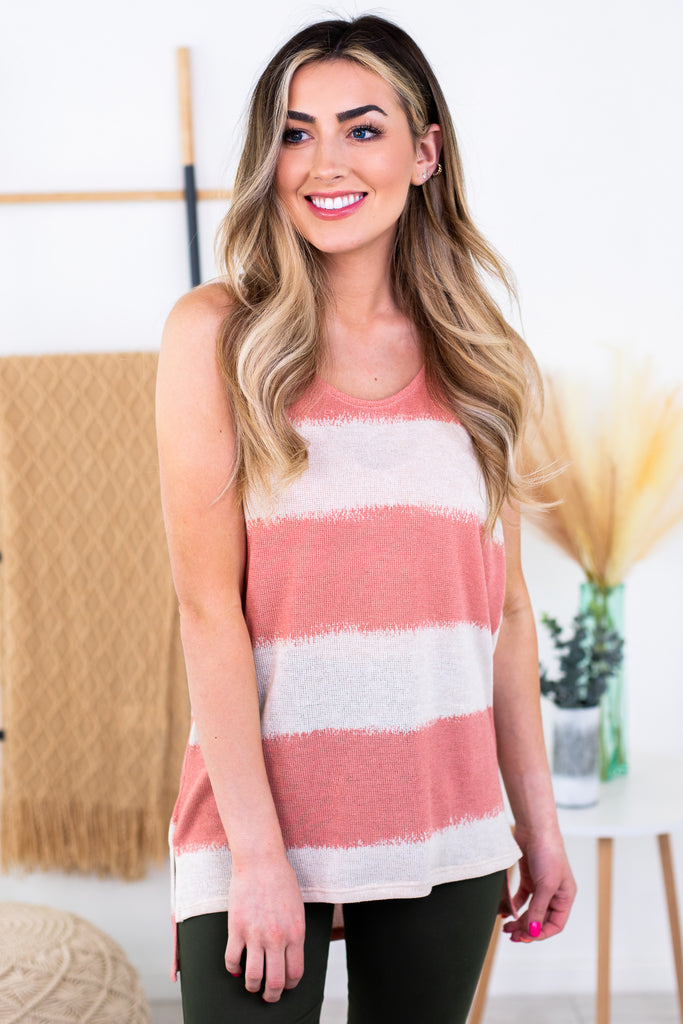 Mohave Striped Tank - 2 Colors