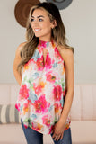 Georgia Floral Tank - 2 Colors