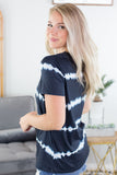 Montley Tie Dye Top