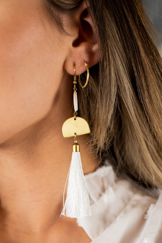Streak Of Lightning Earrings