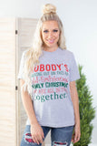 Old Fashion Christmas Graphic Tee