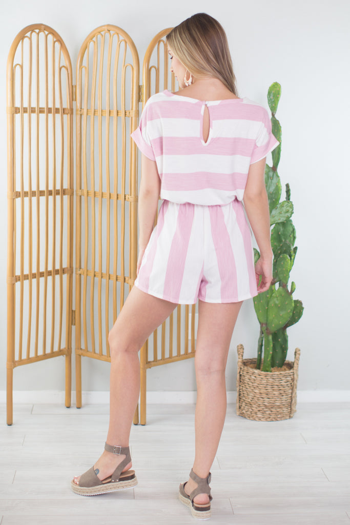 Up up and Away Romper