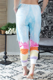 Another World Tie Dye Joggers - 2 Colors