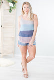 Horizon Knit Tank-2 Colors!!
