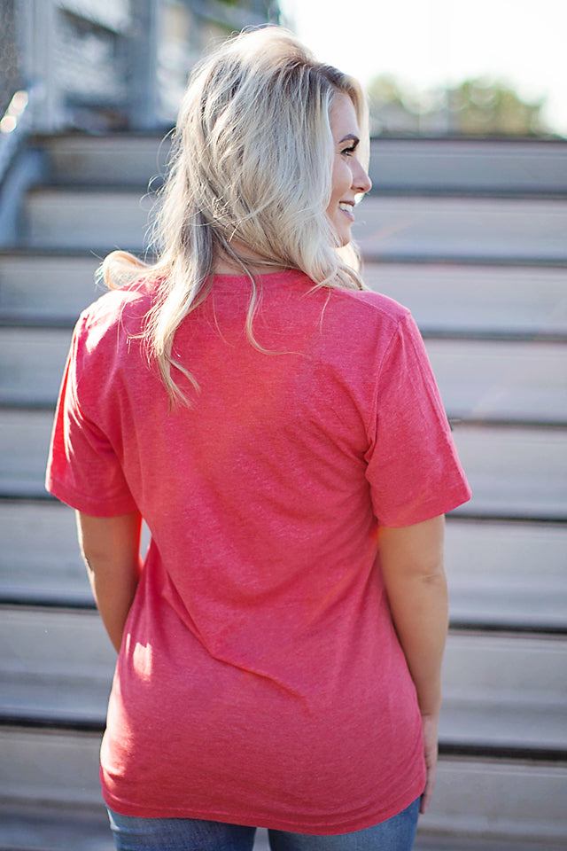 Football Mom Graphic Tee- 3 colors!
