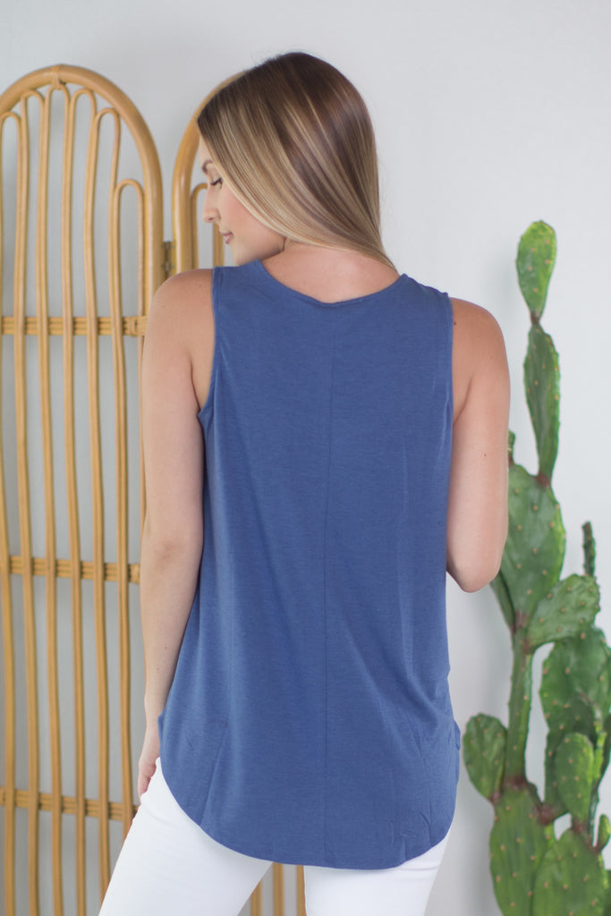 Summer Time Basic Tank- Deal of the Day!