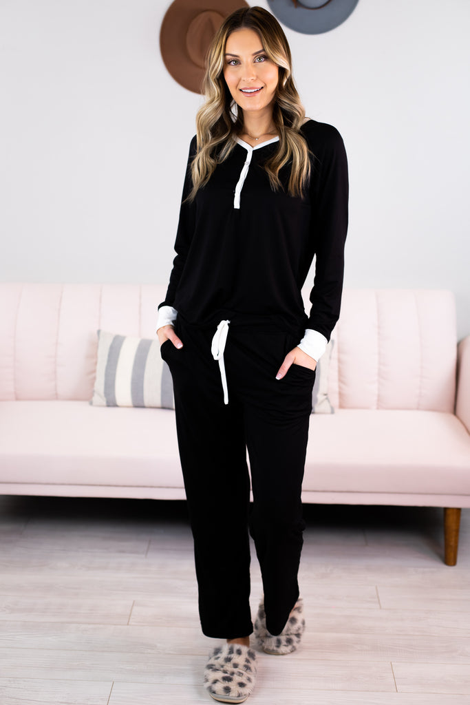 Cozy And Comfy Lounge Set - 2 Colors
