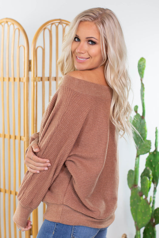 Amber Waves Sweater