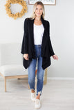 Melody Ribbed Cardigan - 3 Colors