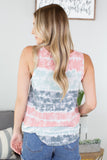 Under The Sea Sleeveless Top - 2 Colors