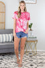 Keep It Twisted Tie Dye Top - 5 Colors
