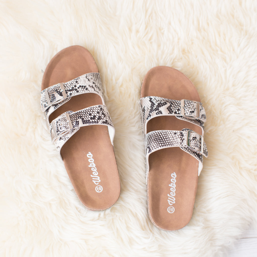 Sunny Days Sandals