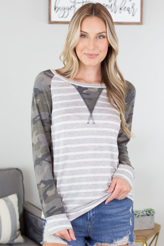 Jamie Lynn Criss Cross Tunic