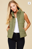 Out and About Vest- 5 Colors!!