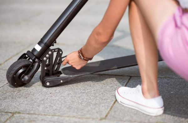 how to repair an electric scooter
