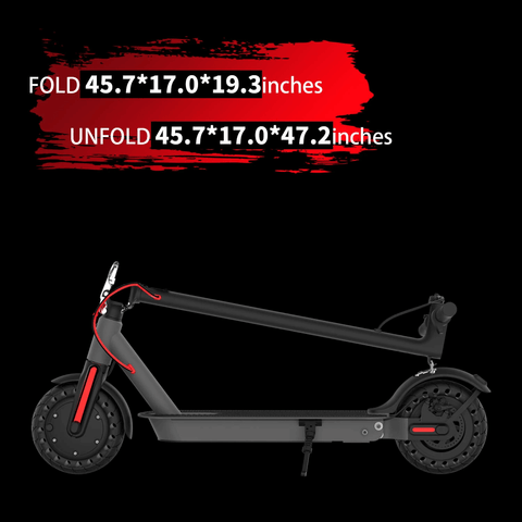 best folding electric scooter for adult