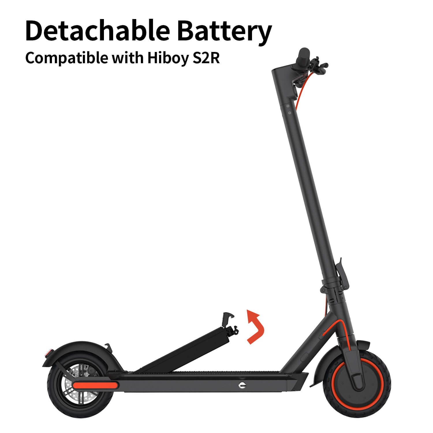 Hiboy S2R Electric Scooter Battery Replacement