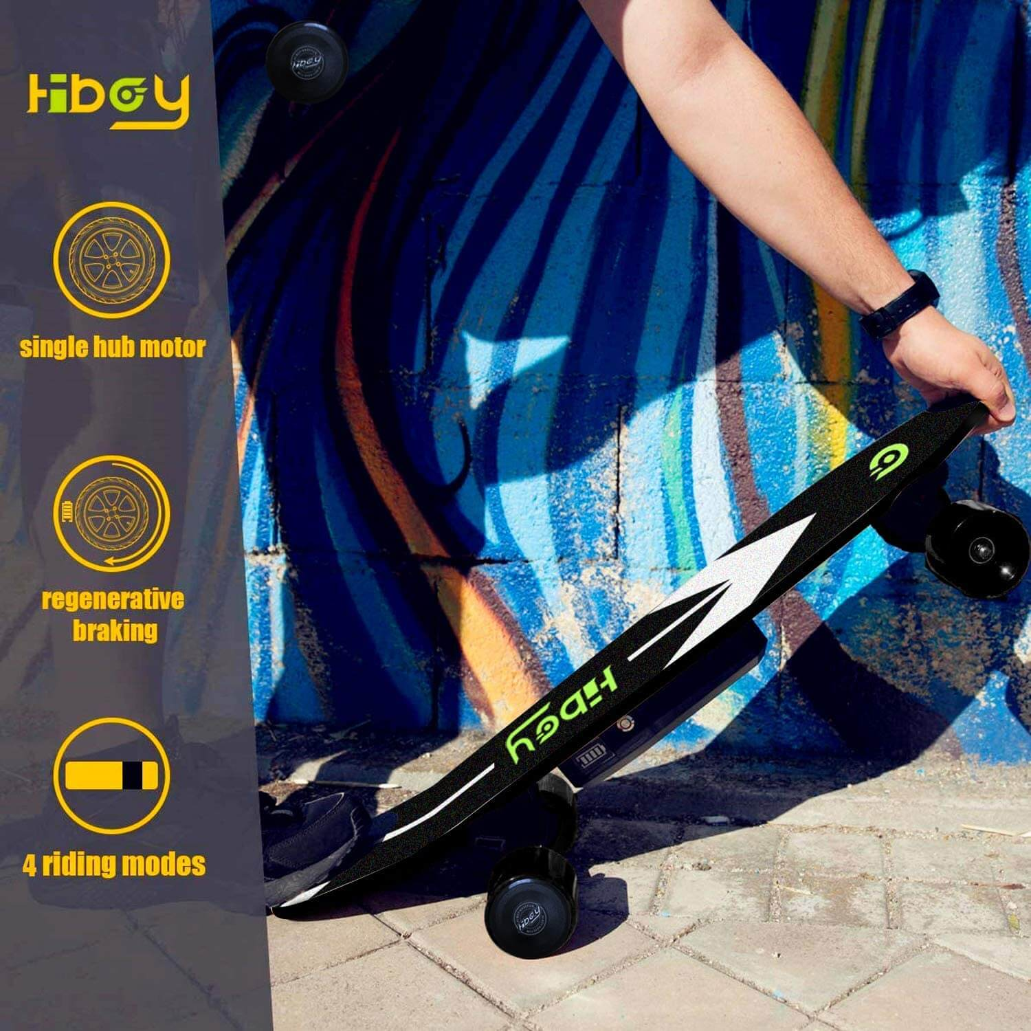 Hiboy S11 Electric Skateboard