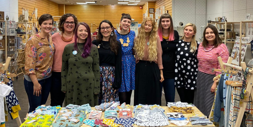Meet the Bristol Pop-Up Shop team