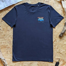Load image into Gallery viewer, Van Life T-shirt - Blue Slate