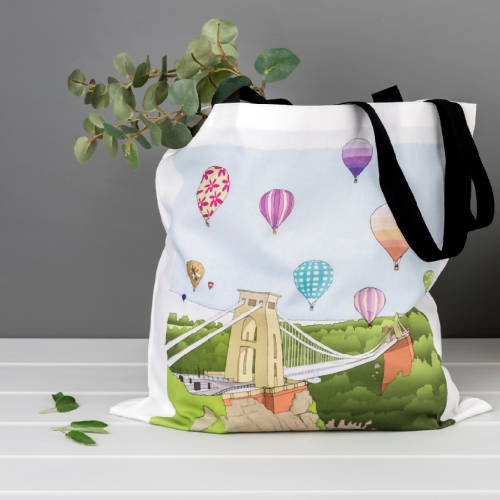 Gorgeous Bristol Tote Bag