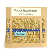 Load image into Gallery viewer, Tissue pouch, Pocket tissue cover, Geometric
