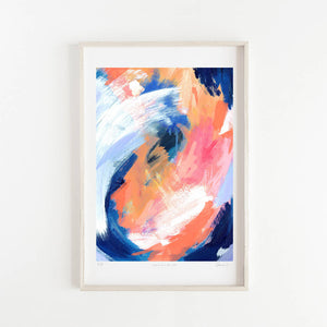 Expression of Water Limited Edition Giclée Print