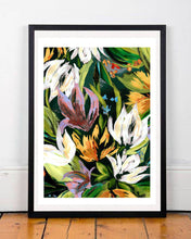 Load image into Gallery viewer, Floral Bouquet Limited Edition Giclée Print