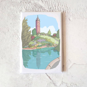 Bristol Fridge Magnet - 7 designs