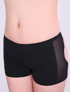 Lift your whole day with the Butt Lifter Panty in black. Create a better figure. Create magic. Fits sizes medium to 3xl.