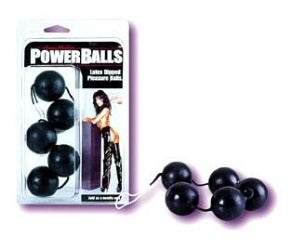 Power Latex Bead Balls are easy to use anal, kegel and offer unlimited orgasmic ecstasy. Sensuous weighted pleasure balls are designed for internal stimulation and an unforgettable experience. Strengthens Kegel muscles. BUY NOW with PINKKITTY Lingerie - Fuck Kitty Lingerie - House Of Toys - Be Part Of The Revolution!