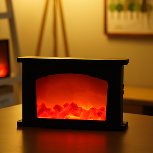 LED Creative Fireplace Flame Lamp【Buy 2 Free Shipping】
