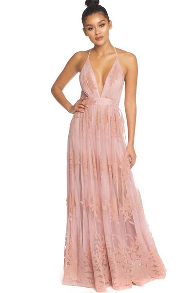 Midsummer Night Dress (Blush)