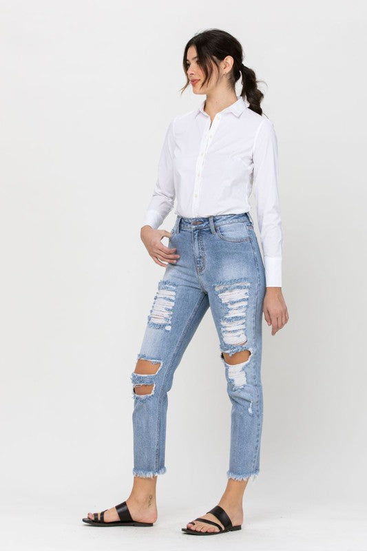 Missing Piece Jeans