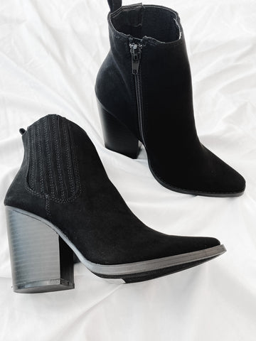 Best Bethany Booties (Black)