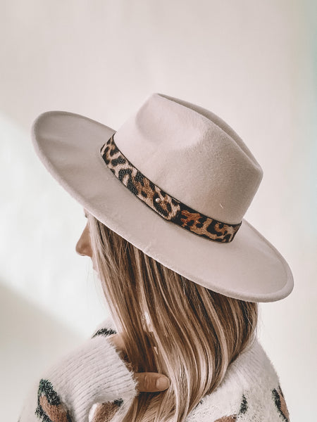 Gone Wild Hat (Cream)