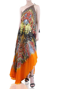 Sunset Infinity Maxi Dress