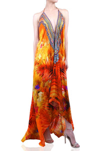 Designer-Long-Maxi-Dress